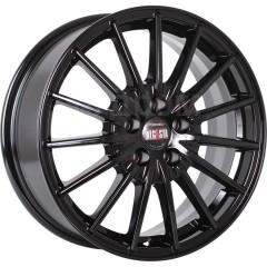 R16x6.5 5/100/57.1/38 Alcasta M60 Black