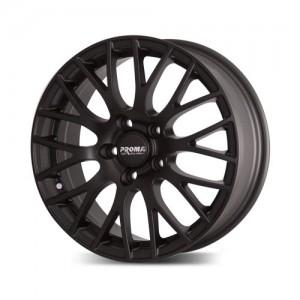 R16x6.5 4/100/60.1/40 PROMA GT черный матовый