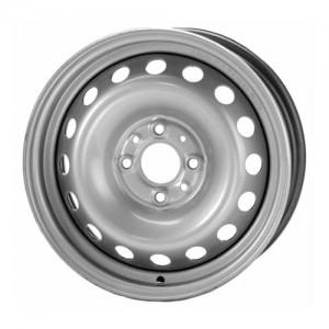 R16x6.5 4/100/60.1/37 ТЗСК Renault Sandero Silver