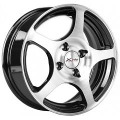 R14x5.5 4/98/58.5/35 X-trike X103 BK_FP