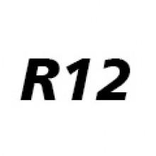 Диски R12