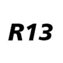 Зимние шины R13
