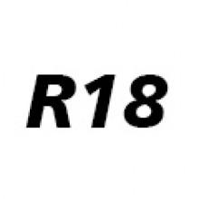 Диски R18