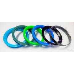 Центровочное кольцо  60,1-57,1. Комплект 4 штуки G