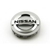 Заглушка на диск NISSAN D-60mm SL (ориг) 1шт