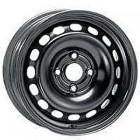 R15x6.0 5/100/57.1/38 Trebl 64H38D Black