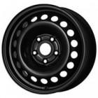 R16x6.5 5/114.3/60.1/45 Magnetto 16012 AM Black