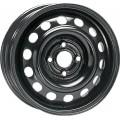 R16x6.5 5/114.3/66.1/40 Trebl 7855 black