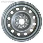R13x5.0 4/100/54.1/46 Trebl 4375 silver