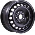 R16x6.5 5/108/63.3/50 Magnetto (16009 AM) black
