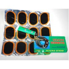 Заплатки для ремонта камеры №48